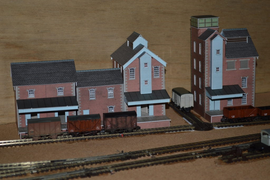 N Gauge at Upcoming Open Day 2014 | Nailsea and District