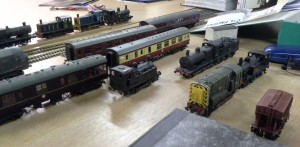 EM Scale Rolling Stock