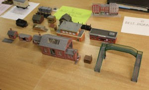 Various Lineside Structures