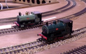 Hornby Pecketts