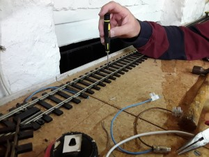 Gauge 1 Test Track - Last Screw