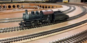 Colorado and Southern Mining 0-4-0