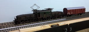 Gauge 1 Crocodile