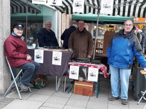 Nailsea and District MRC at Nailsea Market 2018-02-17