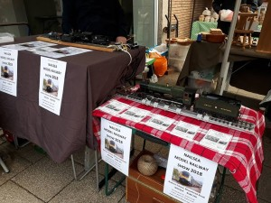 Nailsea and District MRC at Nailsea Market 2018-02-17a