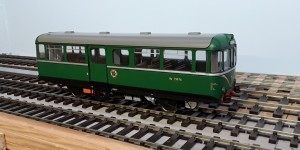 O Gauge AC Railcar