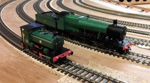 OO GWR Andrew Barclay and 2800