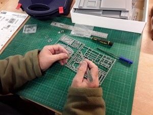 Plastic Kit Assembly